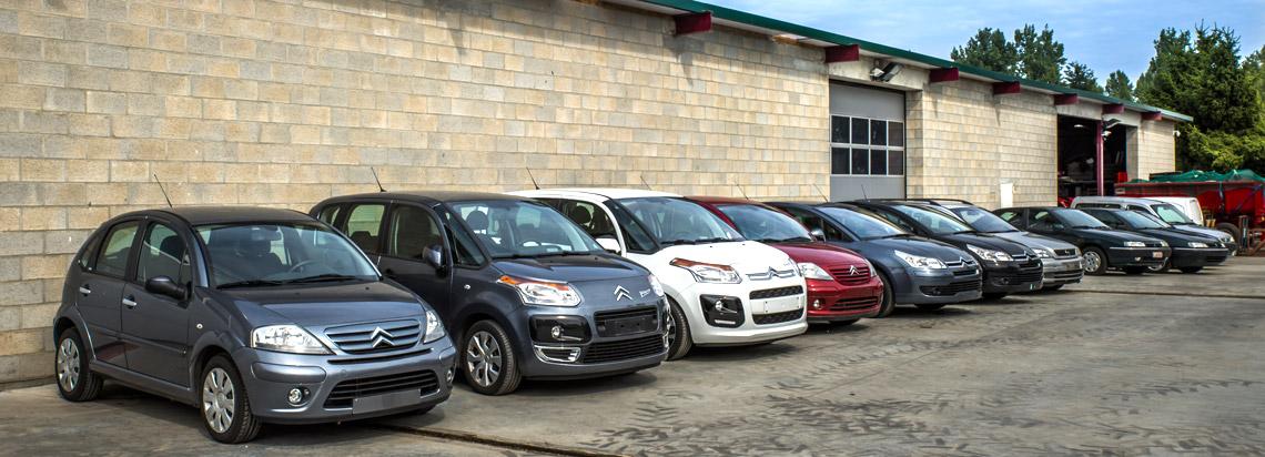 Tweedehandswagens garage